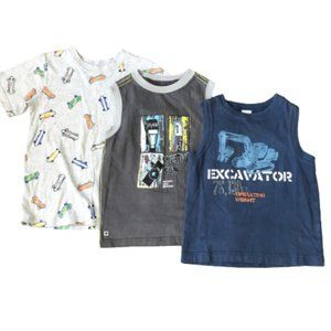 5/$35 Gymboree, Kenneth Cole & Carter's Shirts - 5